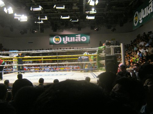Action From the Ring!