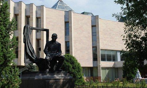 Museu de Artes do Cazaquistão - Almaty, Cazaquistão