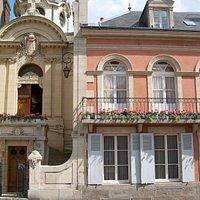Maison de Louis et Zélie Martin, maison natale de Sainte Thérèse de l'Enfant Jésus