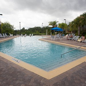 The Pool at the Caribe Cove Resort Orlando