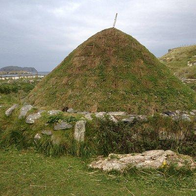 The Borve Iron Age House