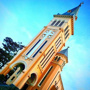 Dalat Cathedral OR Chicken Church