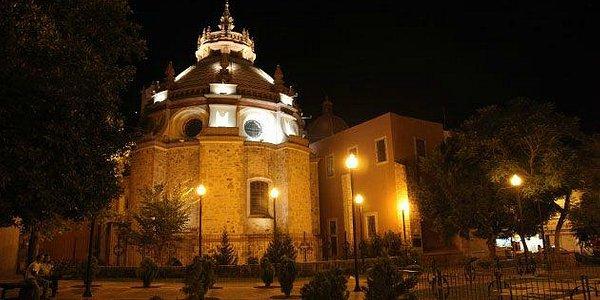 Templo San Diego, Aguascalientes, México