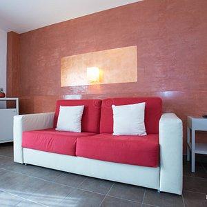 The Junior Suite at the Carmen Hotel