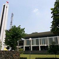 The Salman Mosque of ITB, Bandung