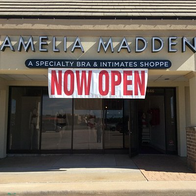 Amelia Madden Bras and Lingerie in the Brentwood Center