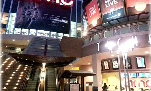 AMC Front & Ticket Booth