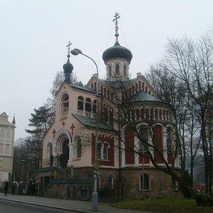 Pravoslavny Kostel Svateho Vladimira