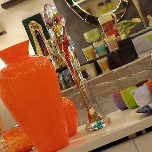 NEGOZIO F2 GLASS MURANO