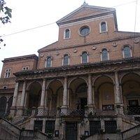 sant'antonio al laterano - facciata