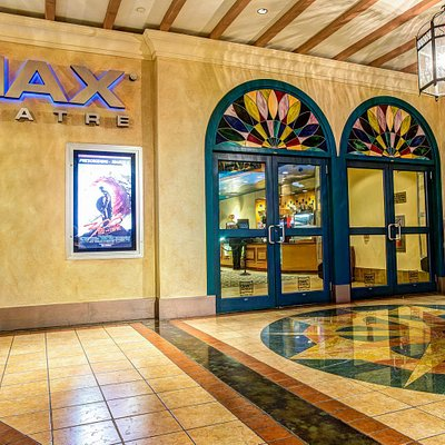 The IMAX Entrance in The Quarter