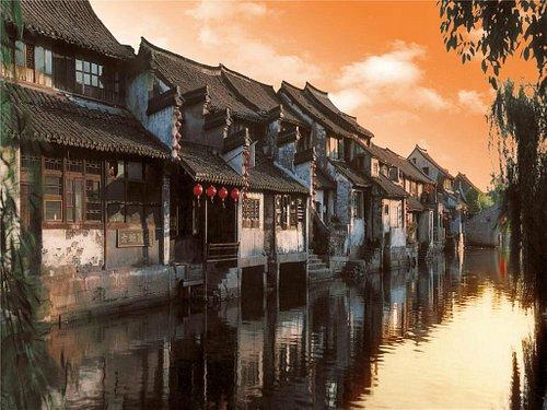 Xitang in Sunshine