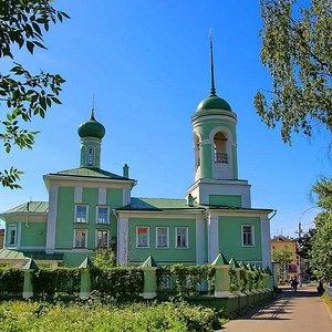 Храм Святителя Николая на Глинках