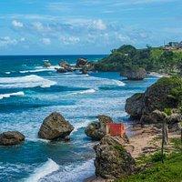 Near Bathsheba, Barbados