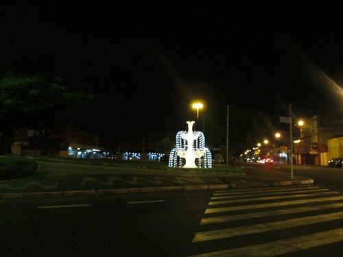 Praça Sérgio Pacheco emUberlândia, MG
