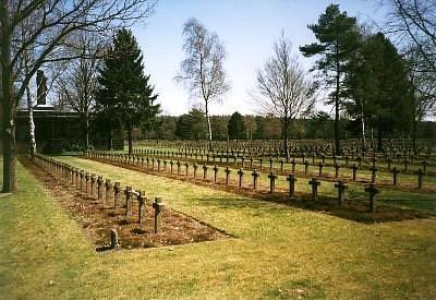 Lommel German War Cemetery