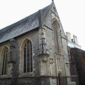 Chapelle Sait-Yves,Rennes