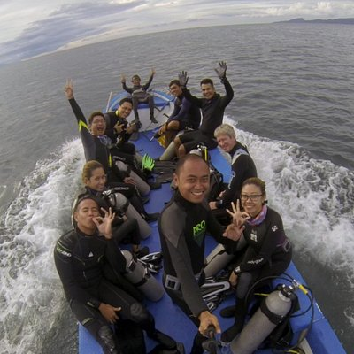 Fun Diving with Sea Rider Divers