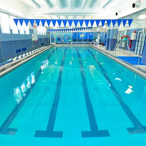 The Indoor Pool at The Harlem YMCA