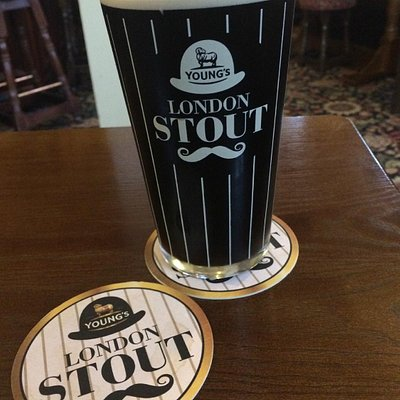 A great pint poured by Rae