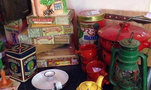 Antiques crafts and collectables