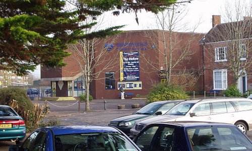 THe Brewhouse Theatre, Coal Orchard, Taunton.