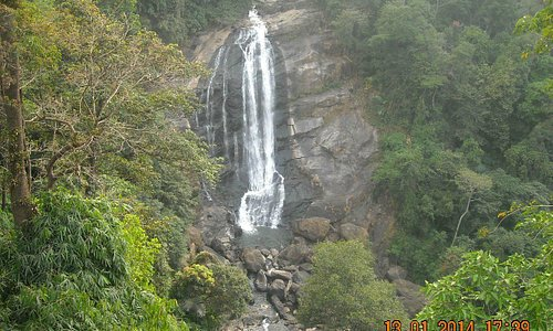 Schene of Valara Water falls