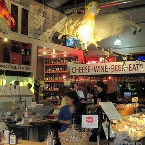 Oxbow Cheese Merchant, Napa, CA