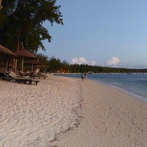 a great beach