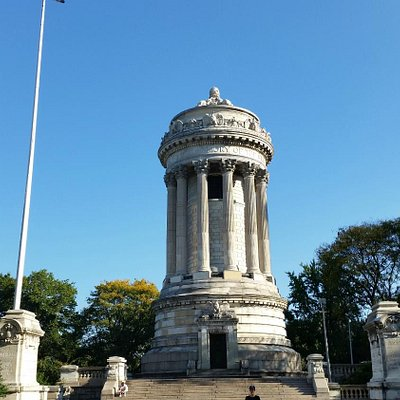 Soldiers' and Sailors Monument New York