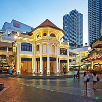 Malaysia Book of Records - 1st Shopping Mall Integrated With A Heritage Building