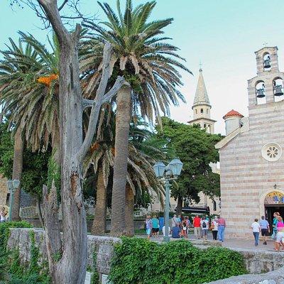 Церковь в Старом городе