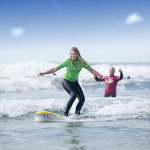 Surf Lessons at Middleton, SA
