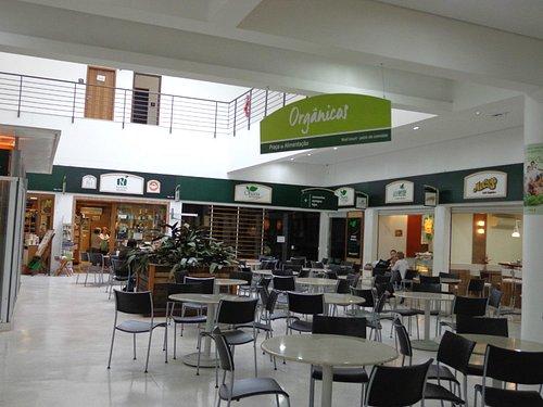 Shopping Muller - área próxima ao Café da Esquina
