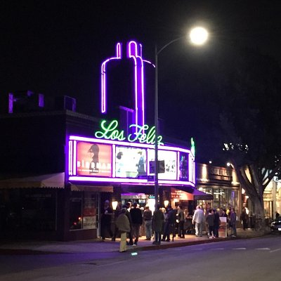 Los Feliz cinema : one of many neighborhood gems