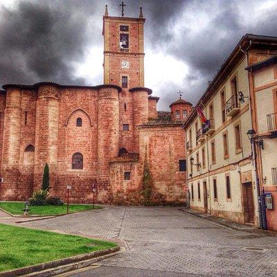 Museo Najerillense, juntó a Santa María del Real