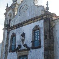 Igreja da Misericórdia, fachada