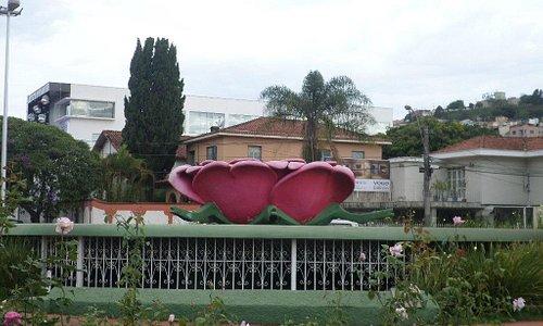 fonte das rosas