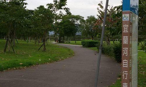 河濱公園自行車道