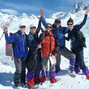Everest Trek 2014