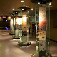 Pillars of geological and archaeological deposits