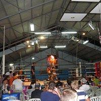 Thai boxing garden Hua Hin