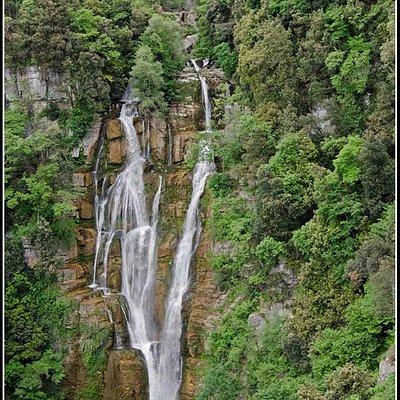 Le Cascate del Rio Verde, Borrello (Provincia di Chieti)