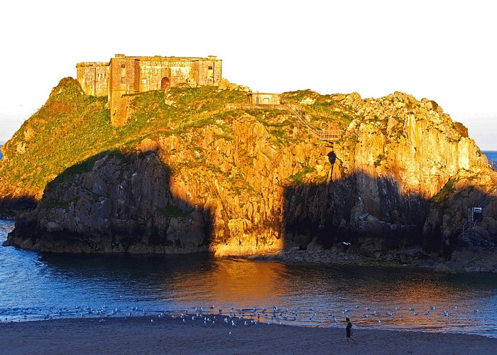 Tenby Island - St Catherines.