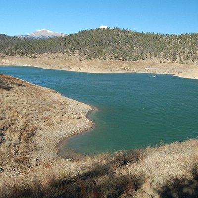 Grindstone Lake water level