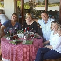 Family and friends, cheese platter and wine special