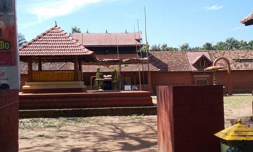 Annapoorneshwari Temple, Cherukunnu