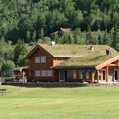 Hemsedal Golfklubb i Grøndalen