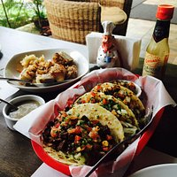 Lechon and Tres Locos Tacos