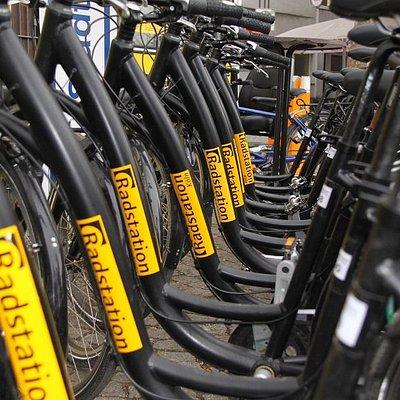 City Leihräder